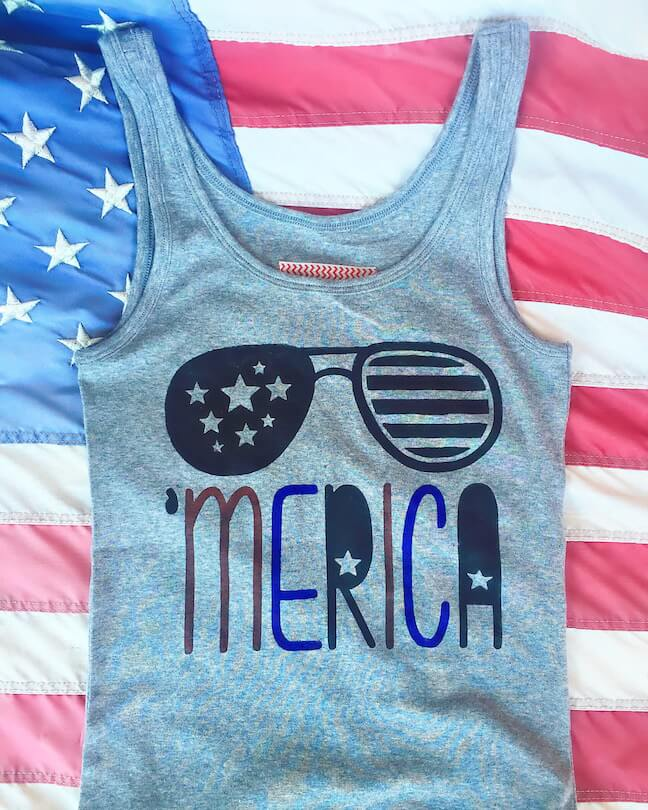 'Merica prefers Fabric Ink.